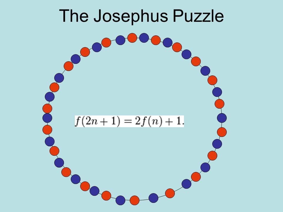 The Josephus Puzzle