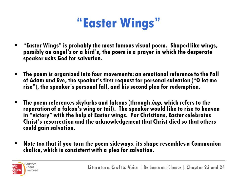 """Literature: Craft & Voice 