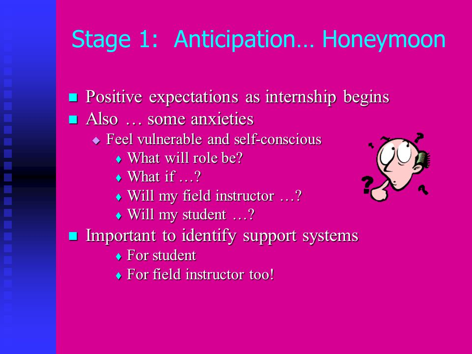 Stage 1: Issues for supervision What is supervision.