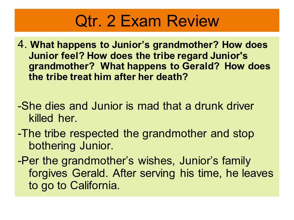 Qtr.2 Exam Review 5.