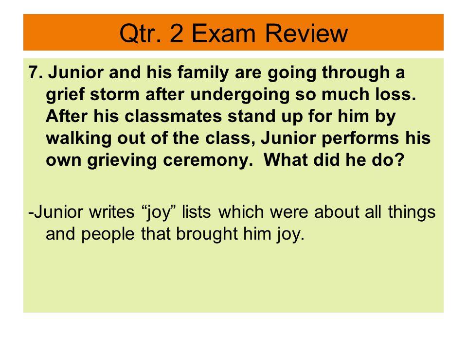 Qtr.2 Exam Review 8.