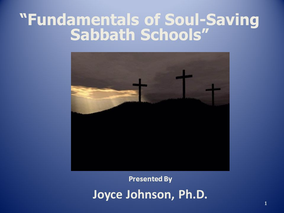 Seminar Objectives Explore the history of Sabbath School Understand the true mission of Sabbath School Recognize the value of Sabbath School as a Key evangelism tool Explore a systematic approach to increasing Sabbath School attendance Discover effective ways to bring life to Sabbath School Programs 2