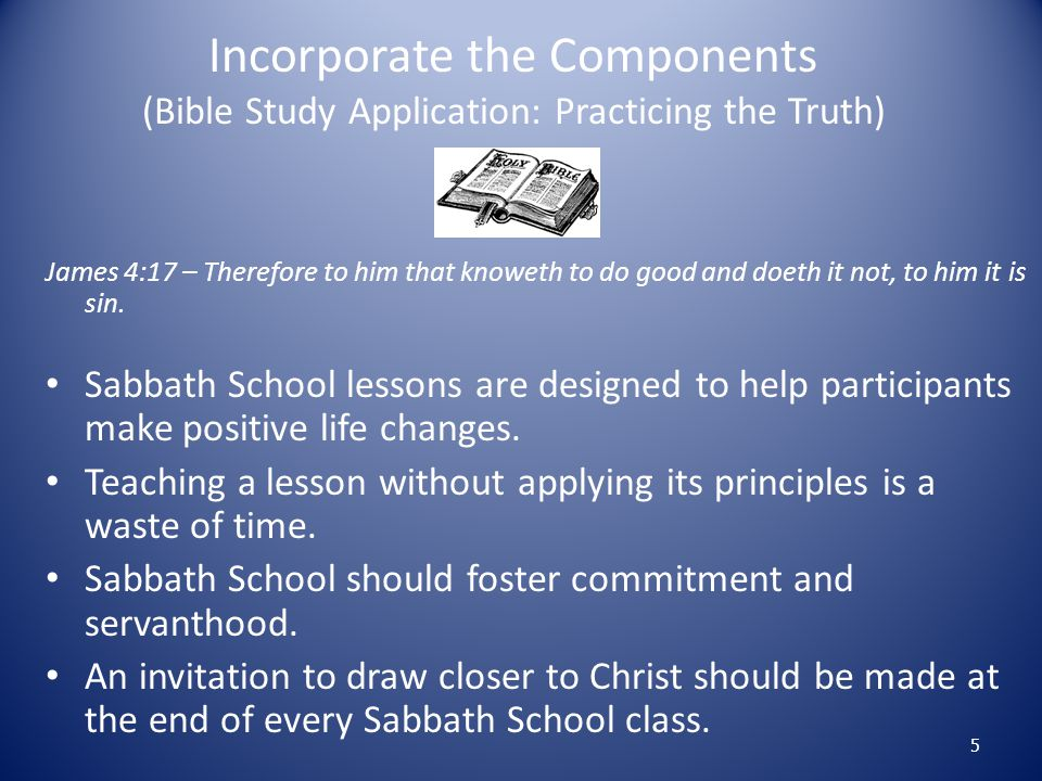 Know Your Sabbath School Base Sabbath School Attendance How many people attended regularly last year.
