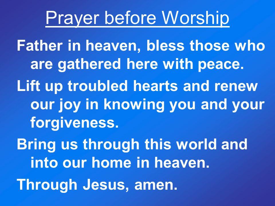 Psalm #30 All ♫ Refrain: