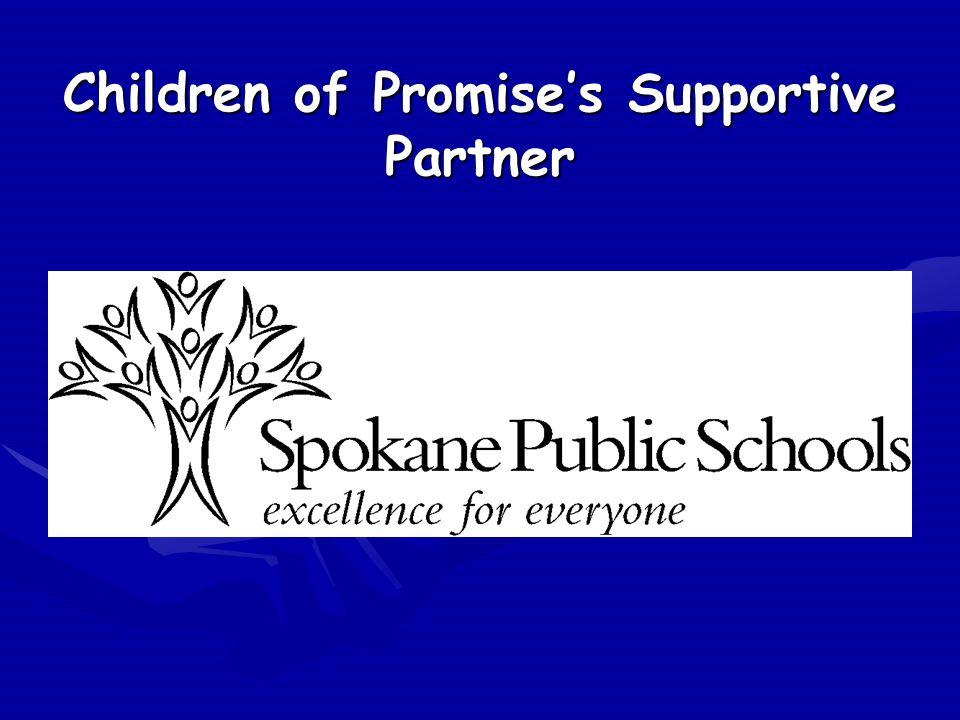 Children of Promise's Supportive Partner