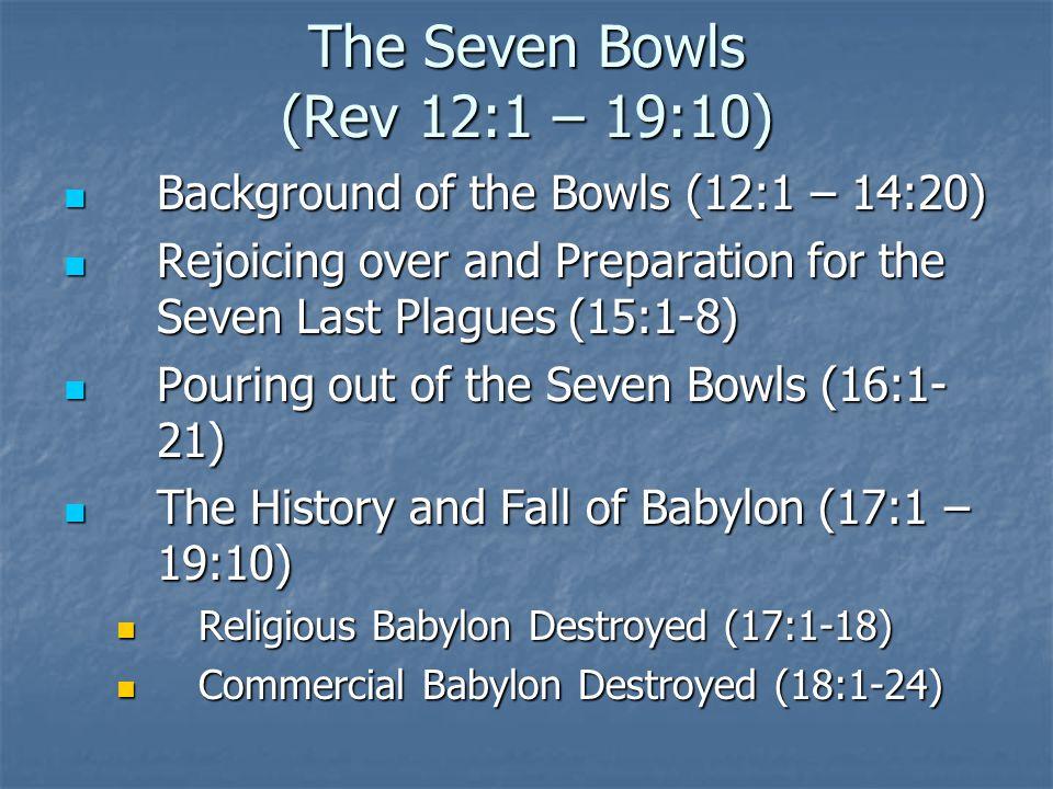 OT Background on Babylon from Jeremiah 51