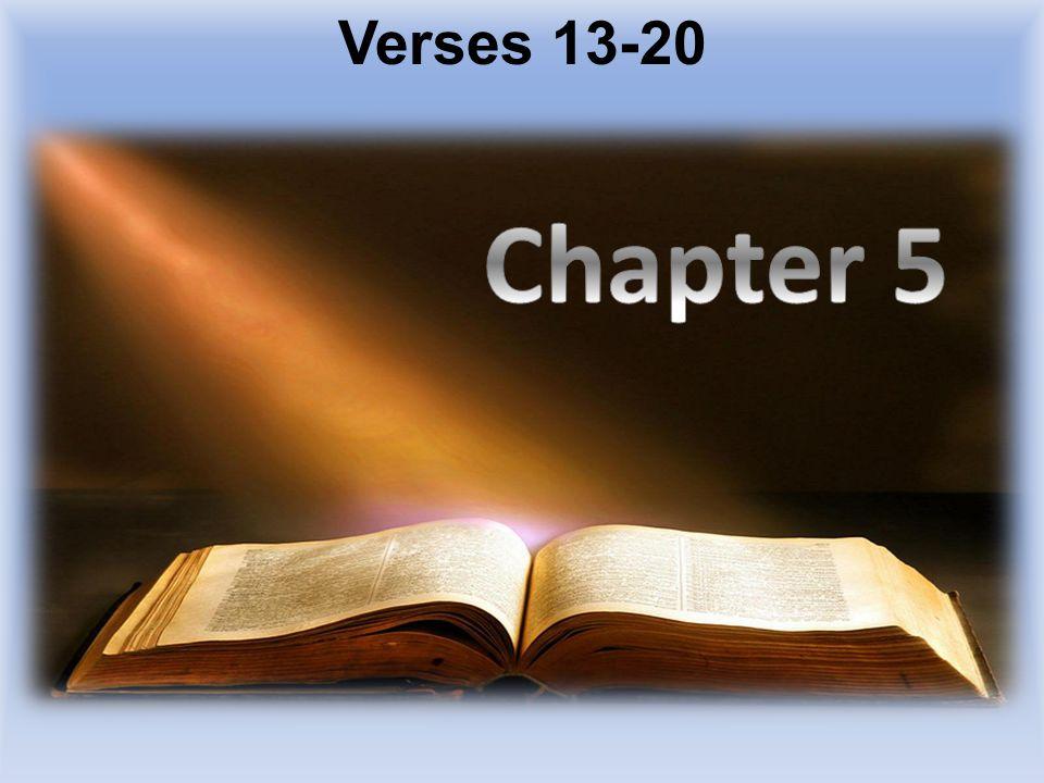 Verses 13-20