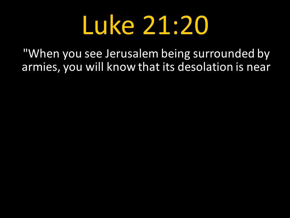 Luke 21:20
