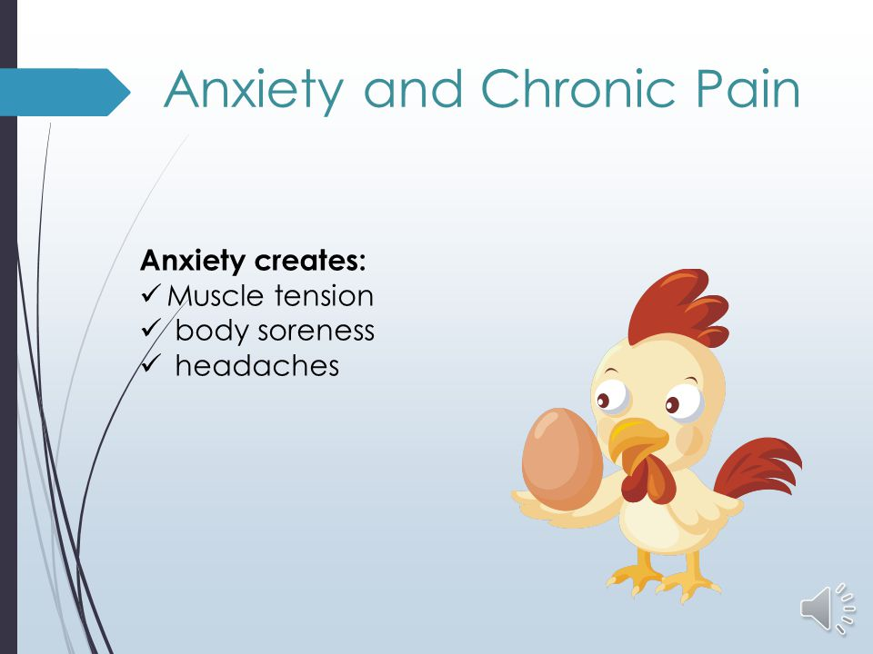 """ANXIETY COMES FROM REASONABLE EXPECTATIONS"" Dr. Donald Totten"