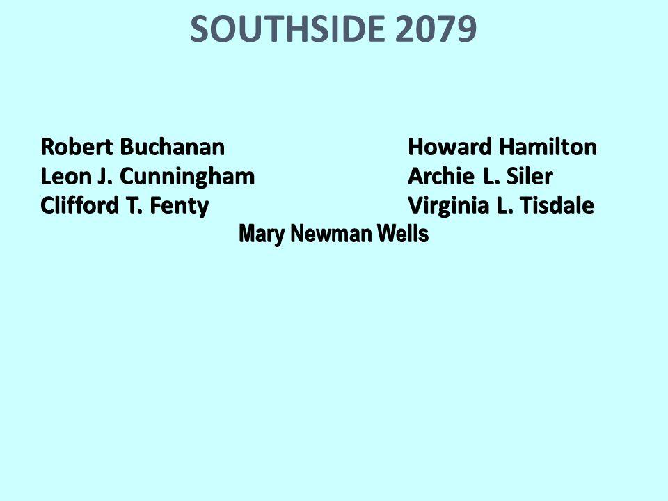 SOUTHSIDE 2079 Robert BuchananHoward Hamilton Leon J.