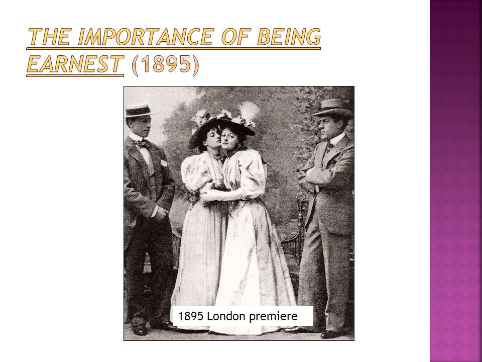 1895 London premiere