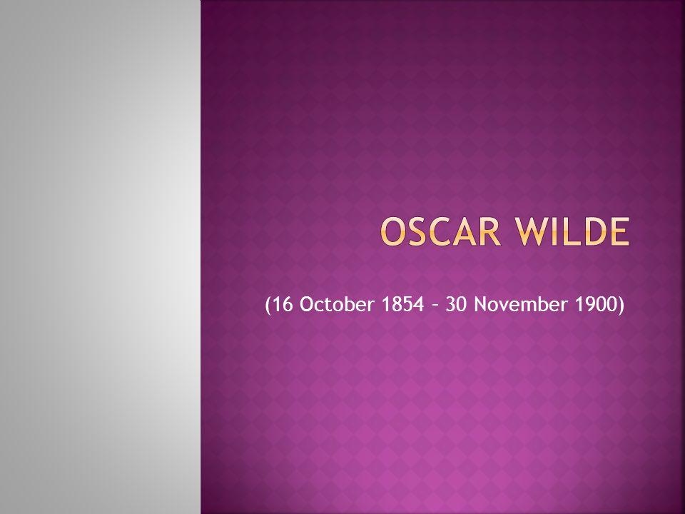 (16 October 1854 – 30 November 1900)
