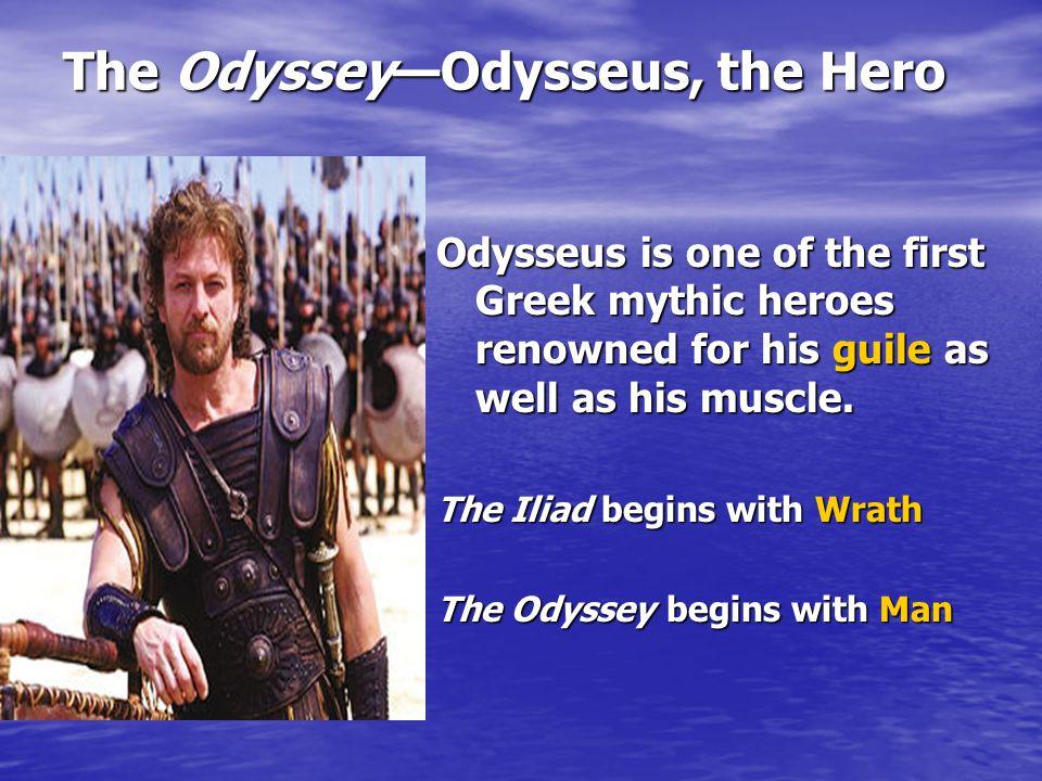 The Iliad--Achilles Achilles is the epic hero Achilles is the epic hero in The Iliad. Kleos—everlasting glory Kleos—everlasting glory He is a great wa