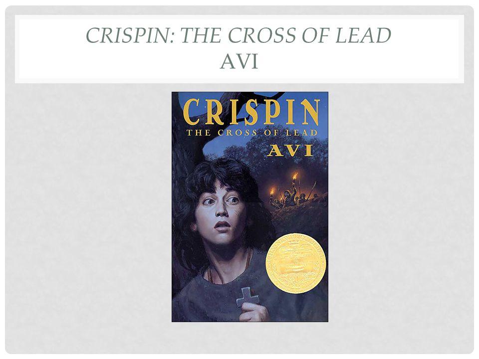 CRISPIN: THE CROSS OF LEAD AVI