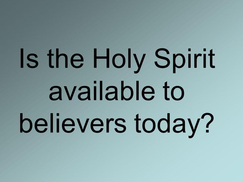Pentecostal claims: * Healing * Slain in the spirit * Speaking in Tongues