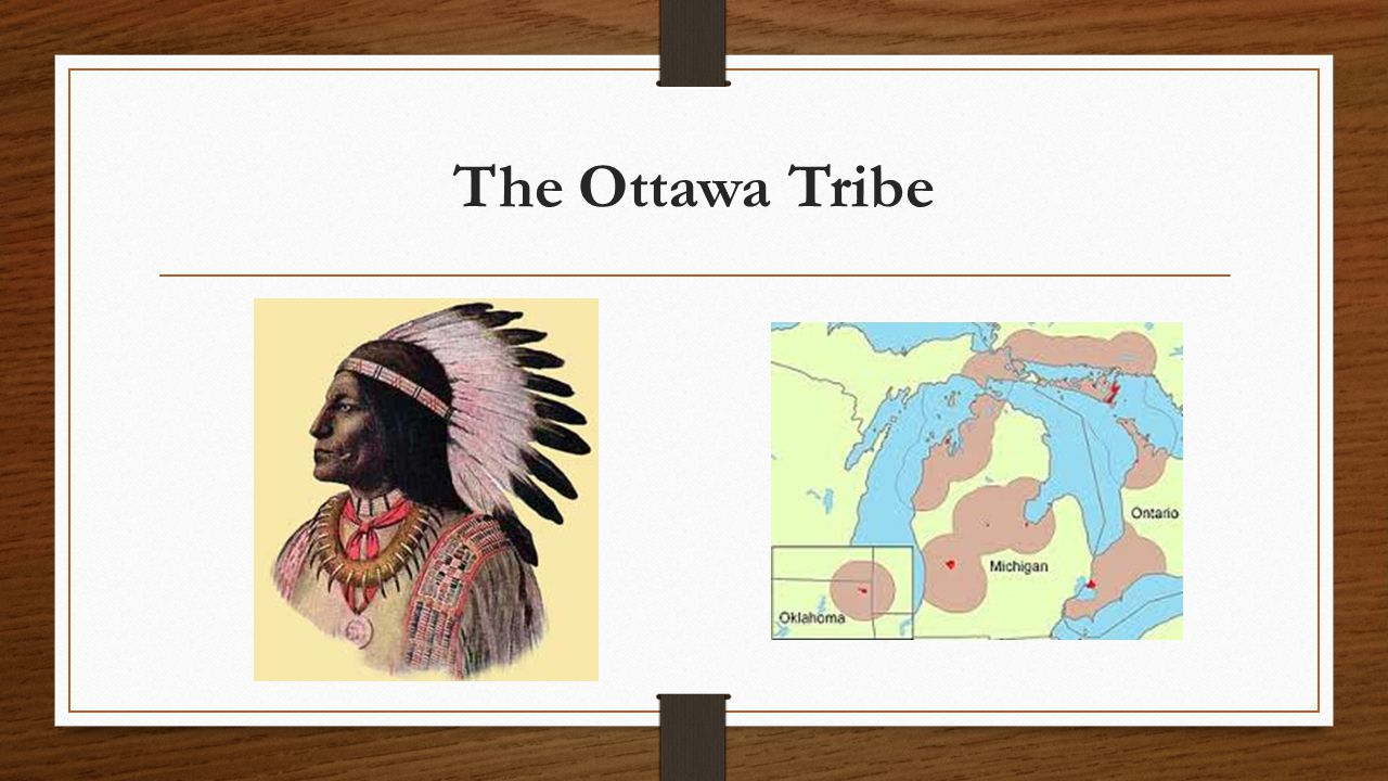 The Ottawa Tribe