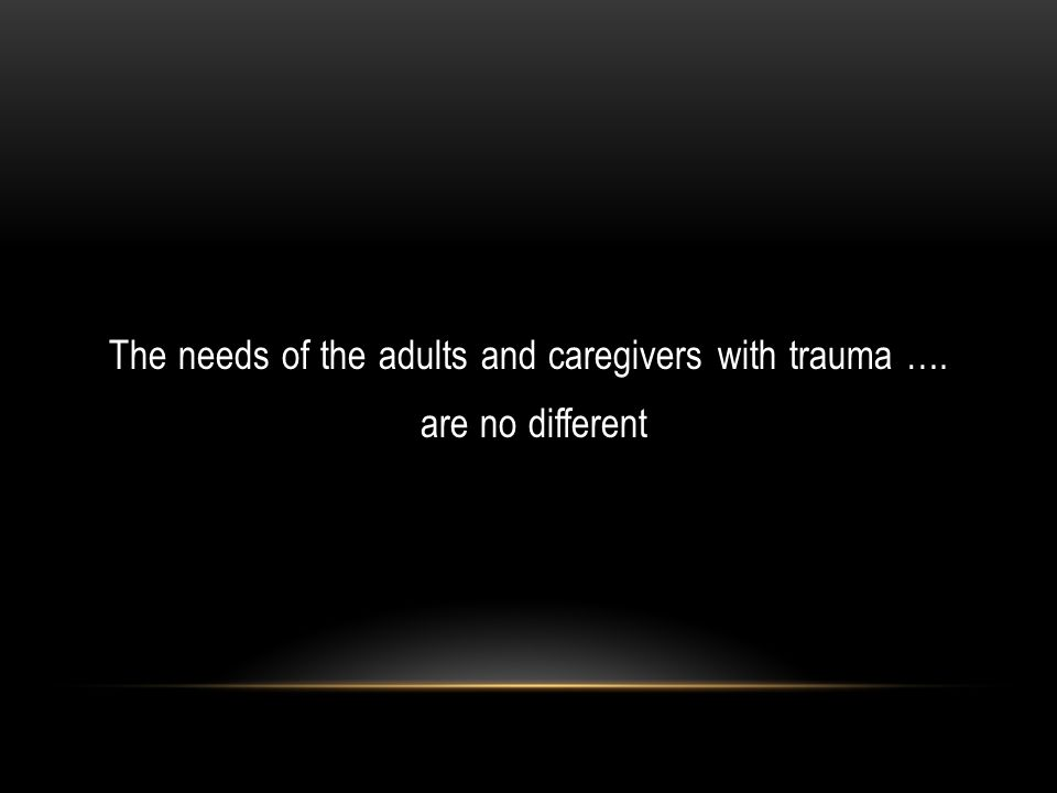CROSS-GENERATIONAL TRAUMA HENDRICKS (2012) CHAPTER 12 OF CREATING TRAUMA INFORMED CHILD WELFARE SYSTEMS USING TRAUMA INFORMED SERVICES TO INCREASE PARENTAL PROTECTIVE FACTORS Women who have experienced trauma are more likely to self- medicate with a substance (55-99%) (1) Intergenerational transmission of trauma (Depression, PTSD) (2) Unresolved childhood trauma can lead to reenactments with partners in adult relationships and/or with their children (3) Unresolved childhood trauma can lead to difficulty forming secure attachments with their children (4) Childhood trauma can result in parenting styles that include threats & violence (2) Childhood sexual abuse survivors can miss red flags of sexual abuse with their own children due to avoidance of trauma memories themselves (2) 1)Najavits, Weiss, & Shaw (1997) The American Journal on Addiction, 6 (4), 273-283 2)Hendricks, A.