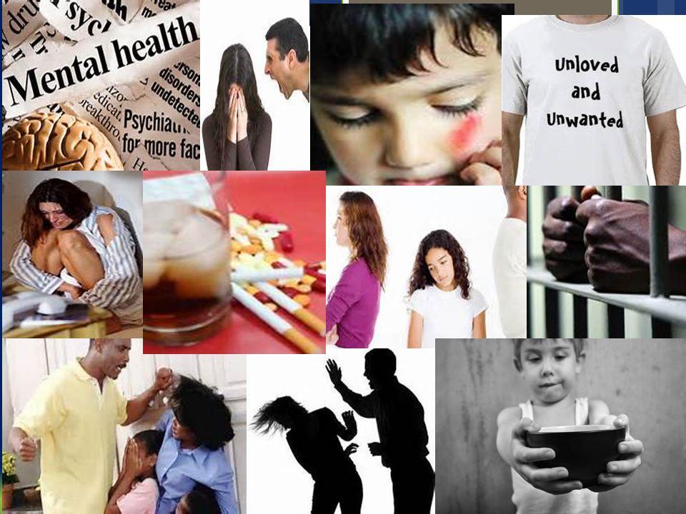 Exposure to Violence in Childhood 46 million of 76 million children are exposed to violence, crime and abuse each year  Finkelhor, D., et al.