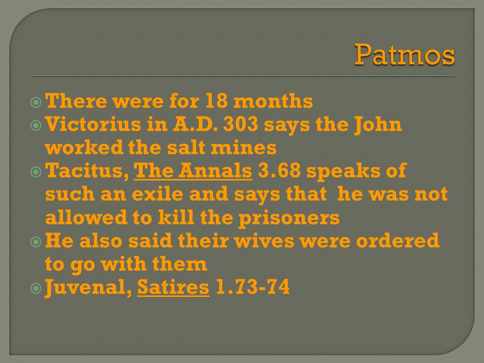  There were for 18 months  Victorius in A.D.