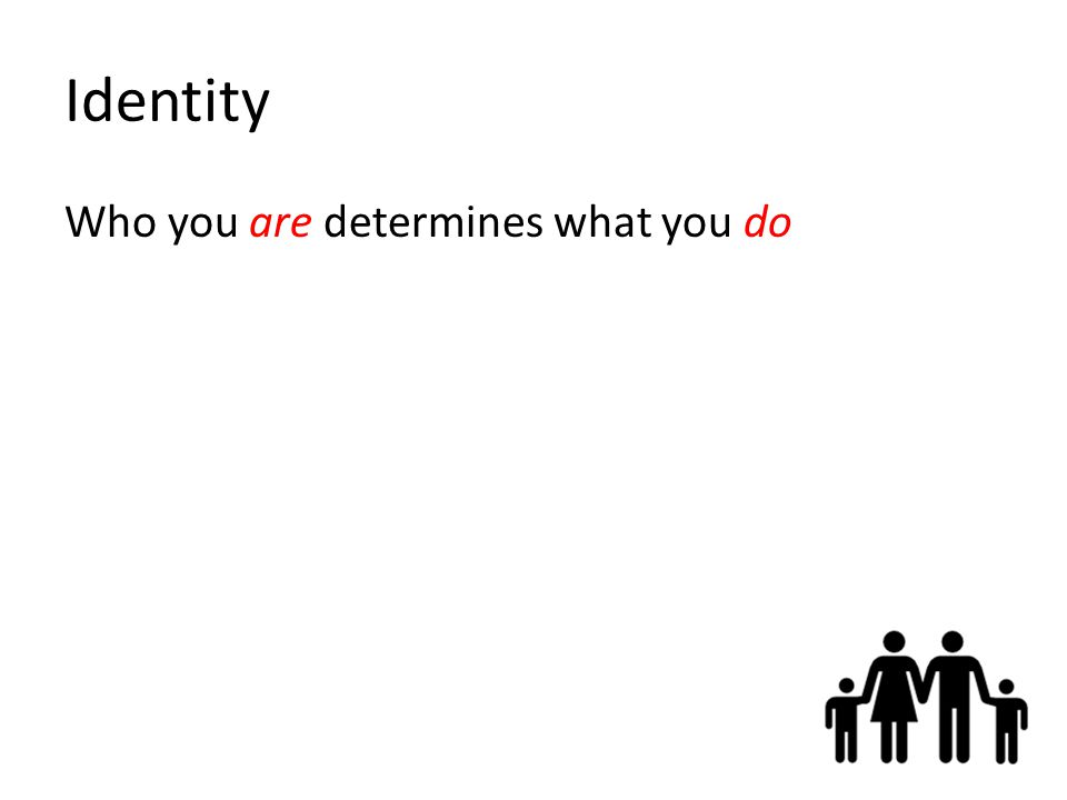 IdentityIdentity Gospel Roots
