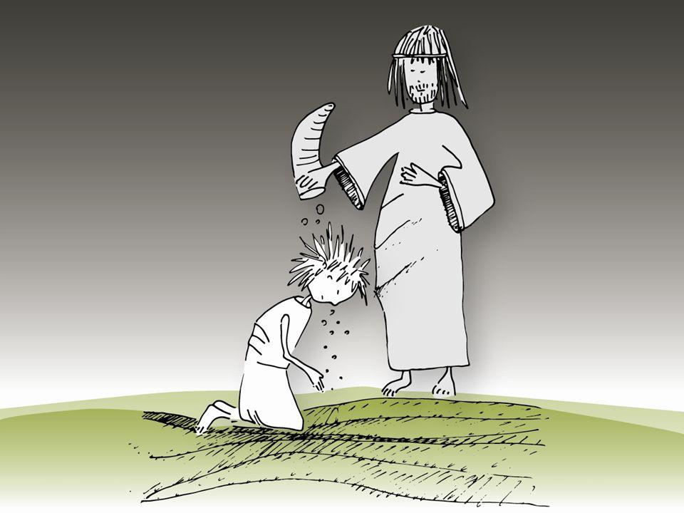 DAVID WAS ORDINARY