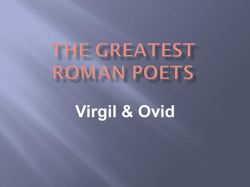 Virgil & Ovid