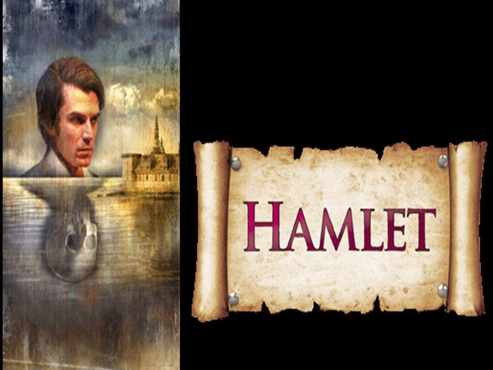 HAMLET'S ANTIC DISPOSITION Act I Scene 5.