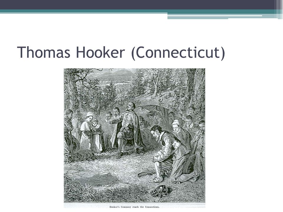 Thomas Hooker (Connecticut)