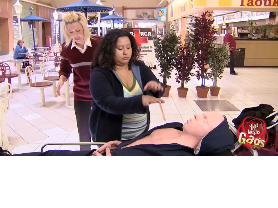 VIDEO - 20 CPR DUMMY