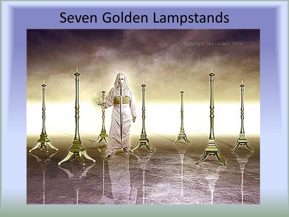 Seven Golden Lampstands