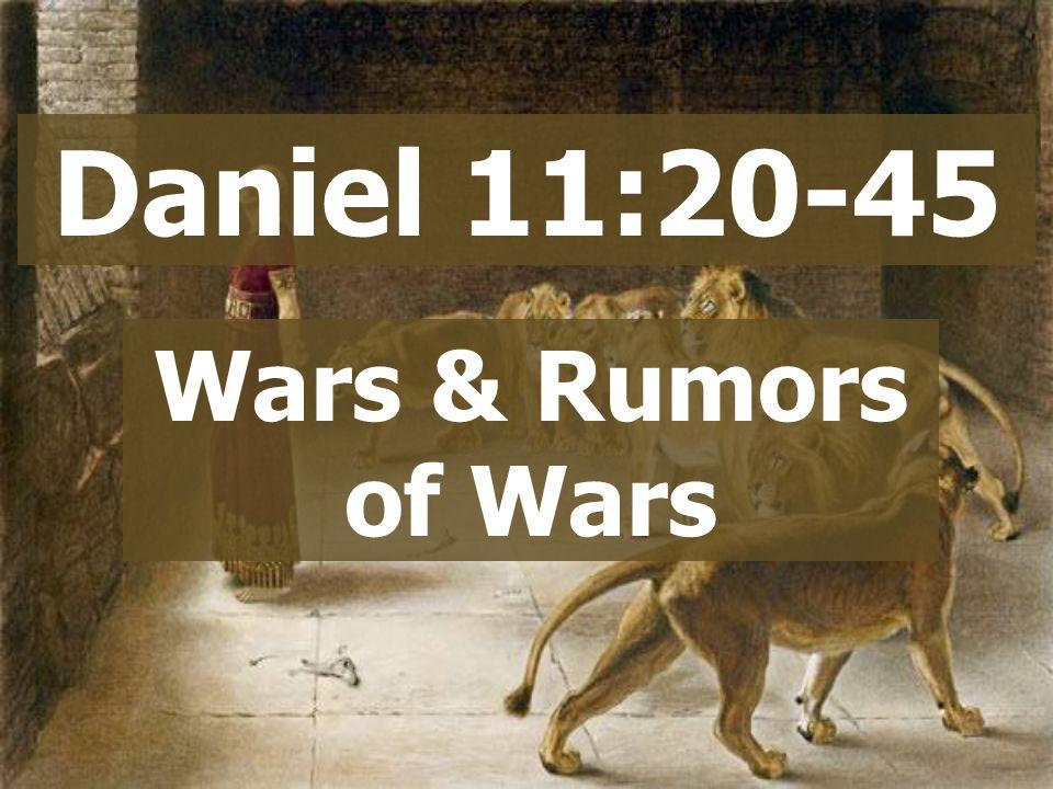  Represents the nations The Anti-Christ Daniel 11:21 (9:26) Daniel 2:33, 40, 42 Daniel 7:7.