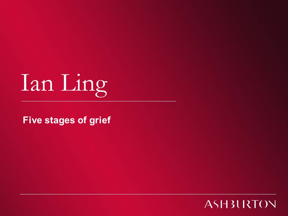 Climate Change – South African Conferences 2009 Kübler-Ross Model – 5 stages of grief 1.Denial - This can t be happening, not to me. 2.Anger- It s not fair! ; Who is to blame?
