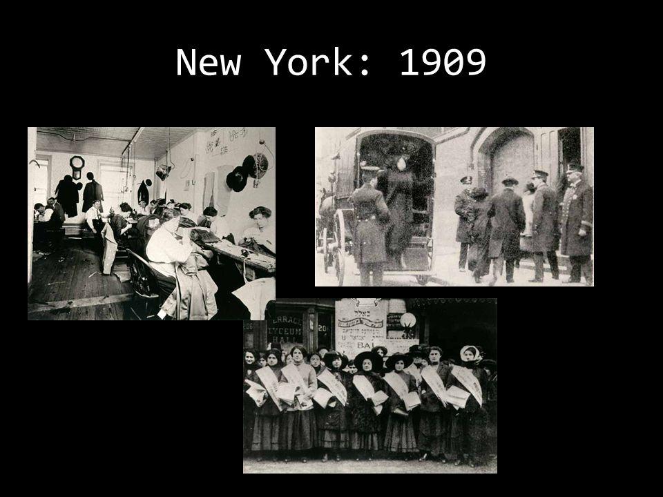 New York: 1909