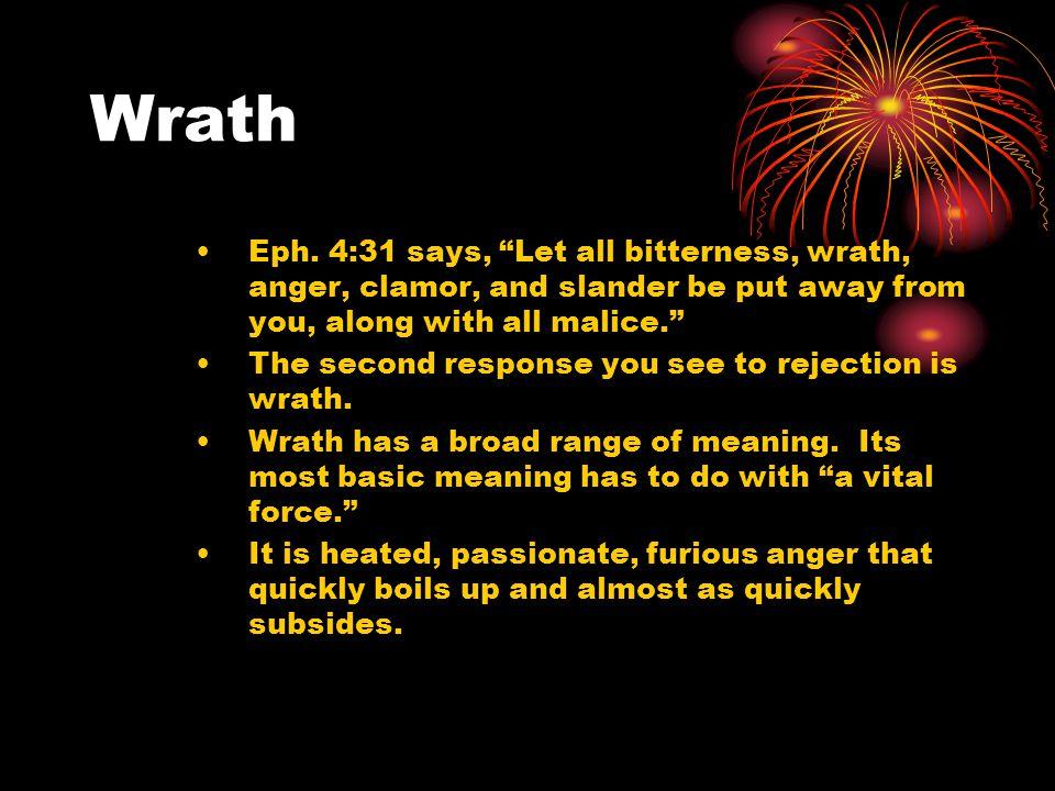 Wrath Eph.