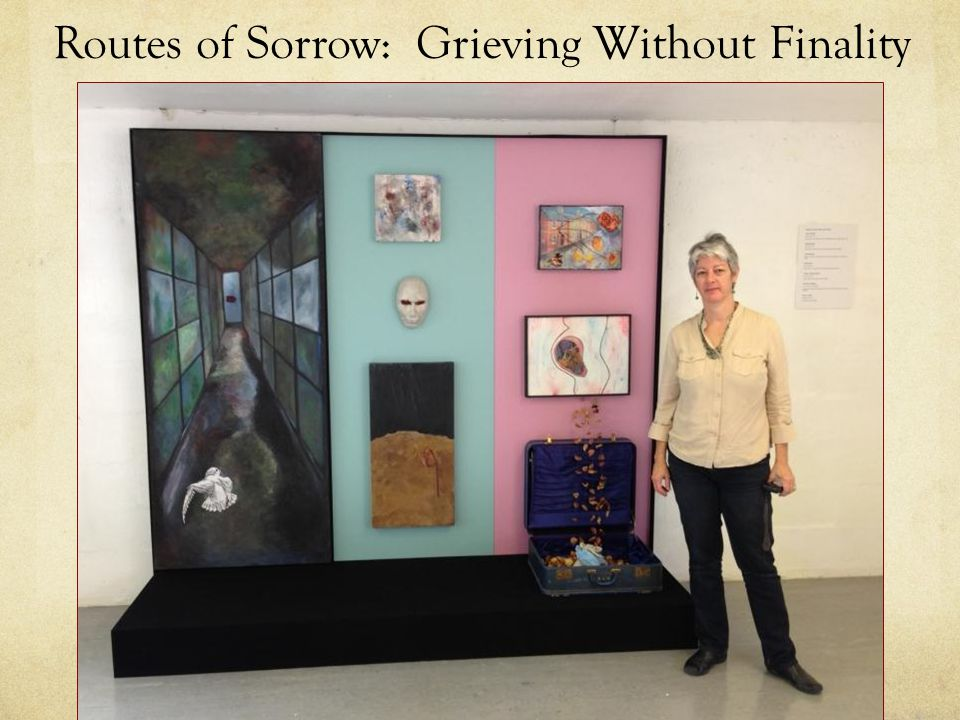 Routes of Sorrow: Grieving Without Finality