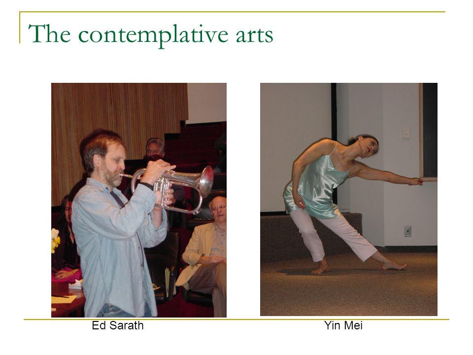 The contemplative arts Ed SarathYin Mei