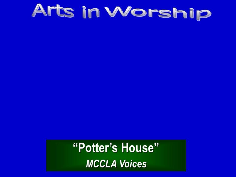 Potter's House MCCLA Voices Potter's House MCCLA Voices