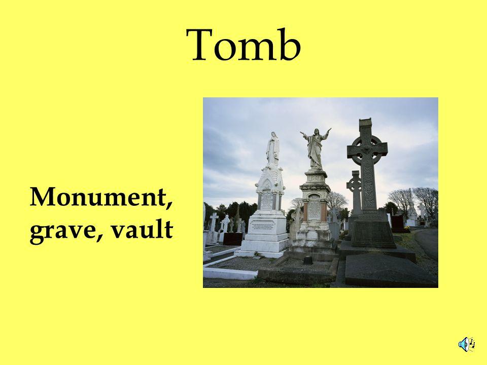 Sepulcher Burial tomb