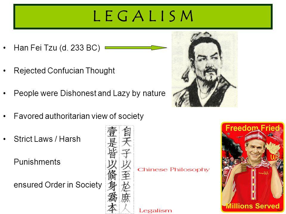 Han Fei Tzu (d.
