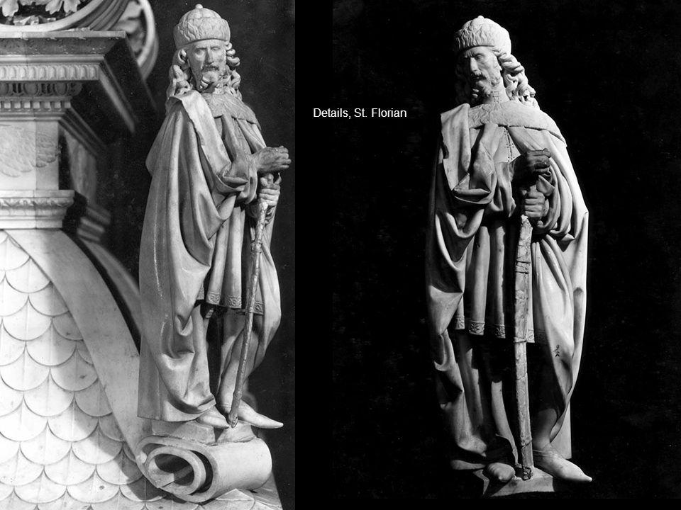 Details, St. Florian