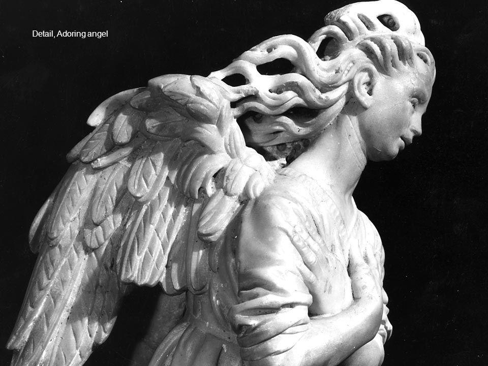 Detail, Adoring angel