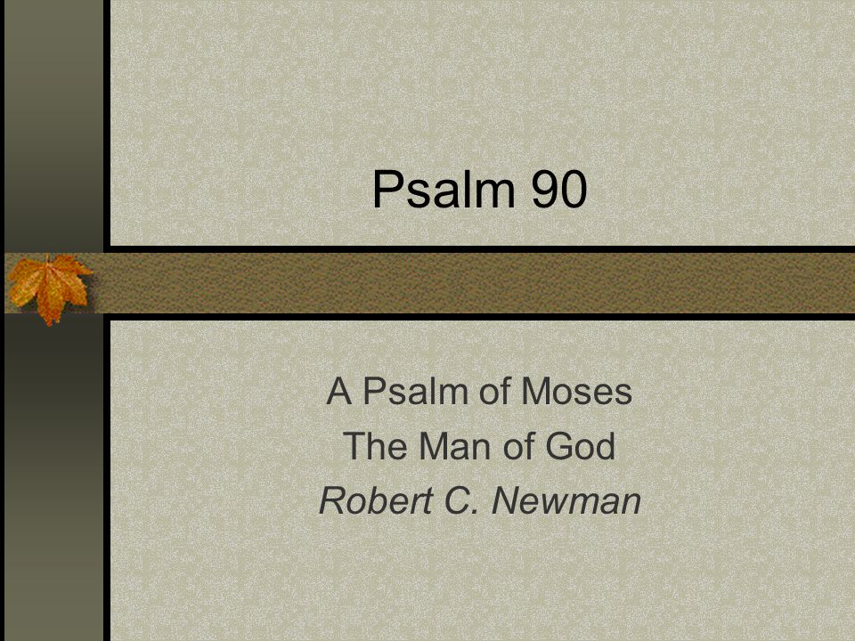 Introduction We take the psalm title as original, Or at least as providing accurate information.