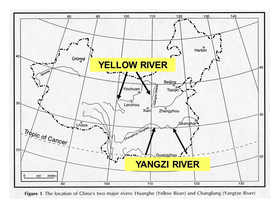 Population Growth Settlements began to crop up along the Yellow and Yangzi Rivers –Created a need for recognized authorities who could maintain order, resolve disputes, and organize public works projects –Village-level organizations could only act locally Small dynasties followed that extended their control over progressively larger regions