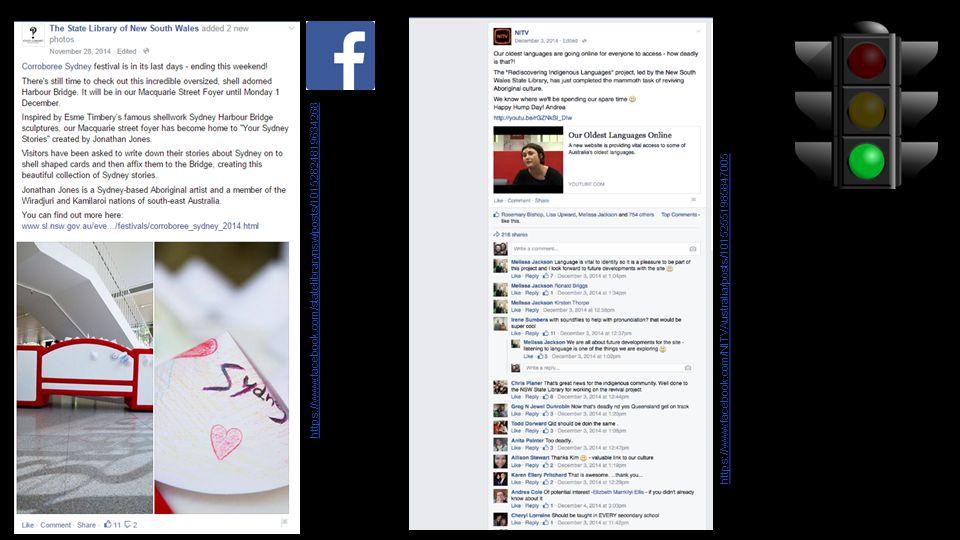https://www.facebook.com/statelibrarynsw/posts/10152824819634268 https://www.facebook.com/NITVAustralia/posts/10152551985847005
