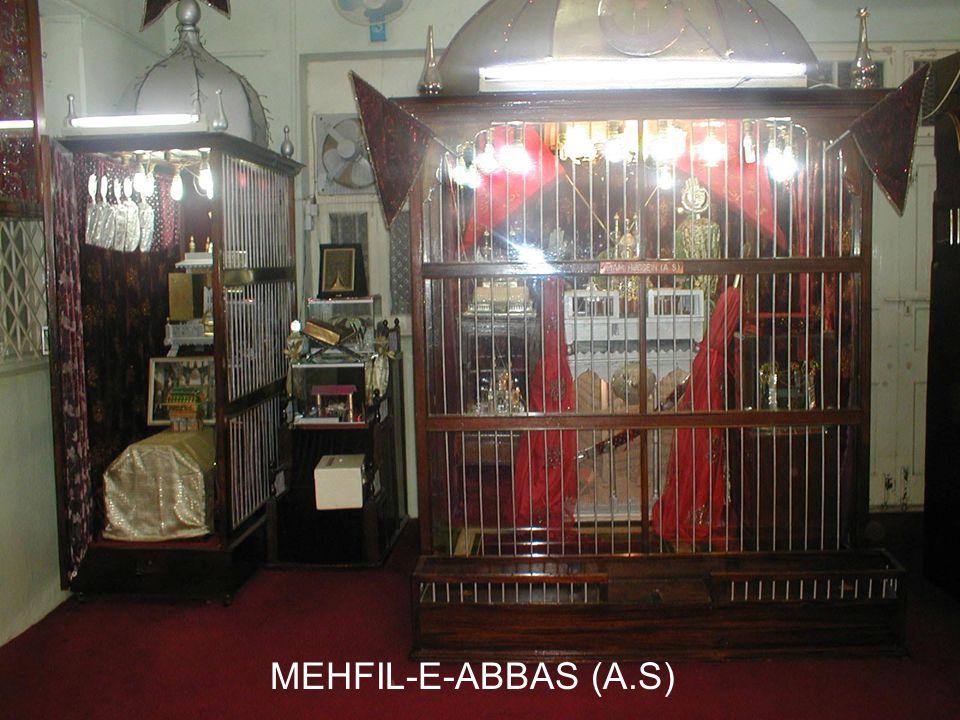 MEHFIL-E-ABBAS (A.S)