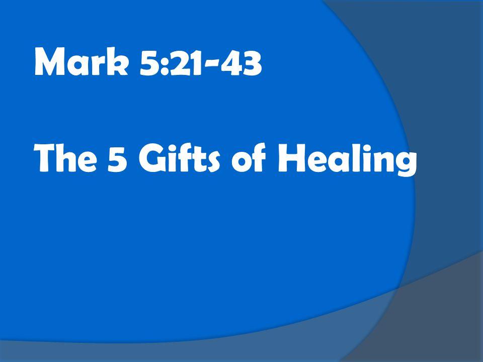 We will believe that Jesus healed. Do we believe that Jesus still heals ?