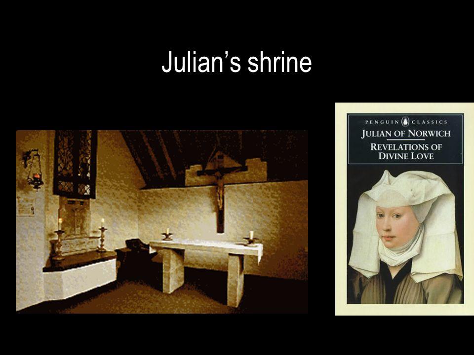 Julian's shrine