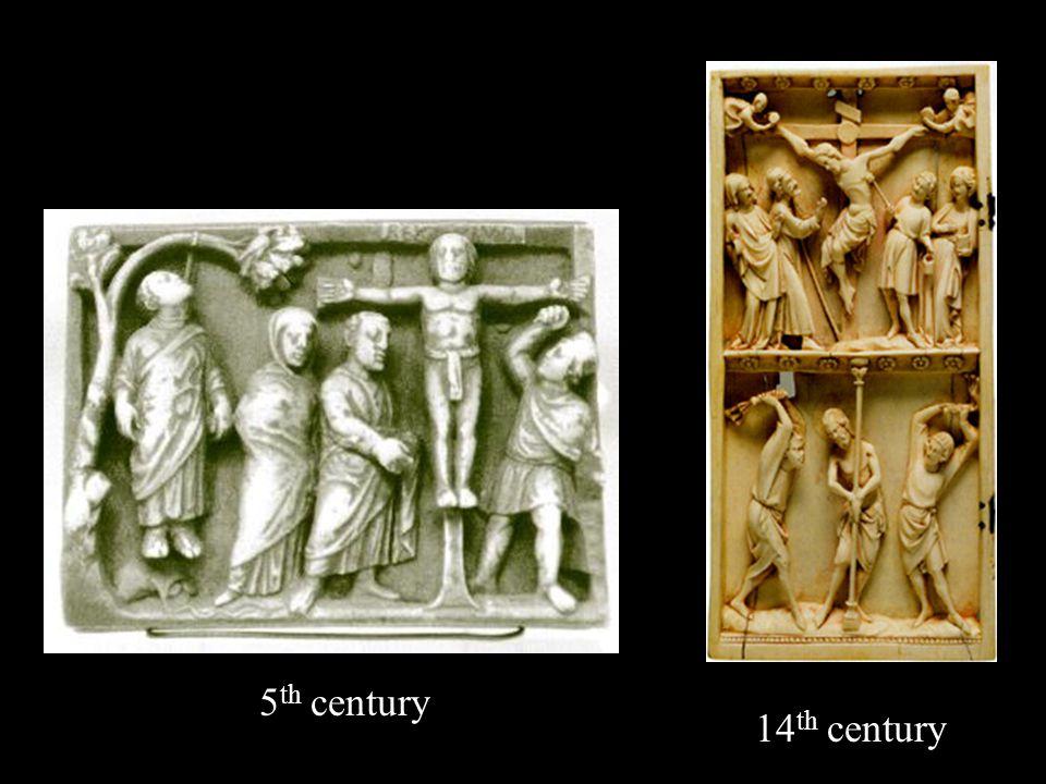 5 th century 14 th century
