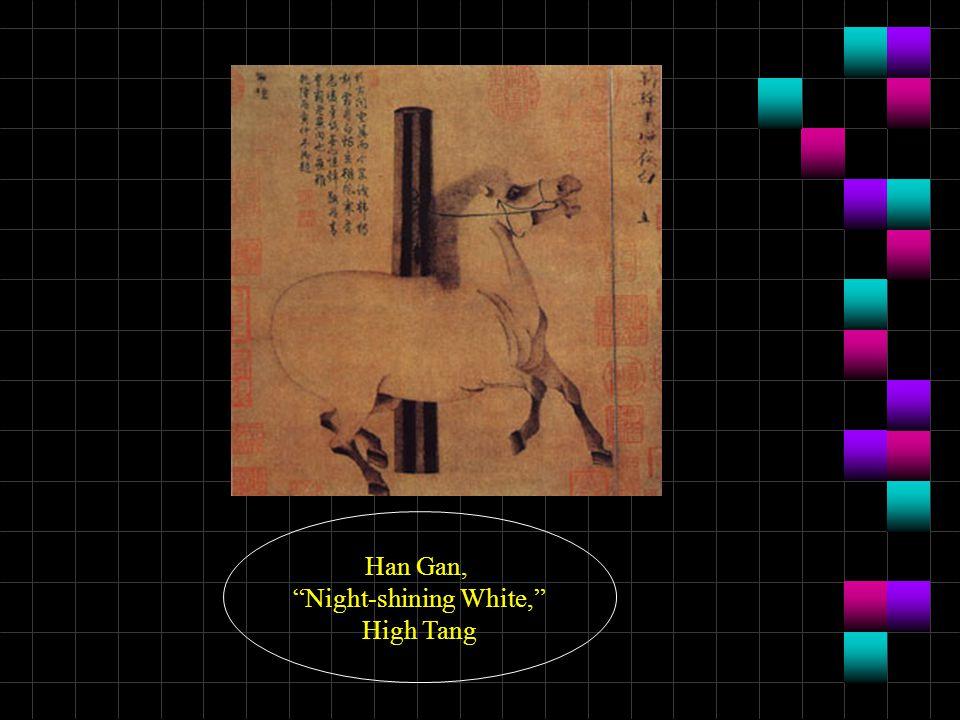 "Han Gan, ""Night-shining White,"" High Tang"