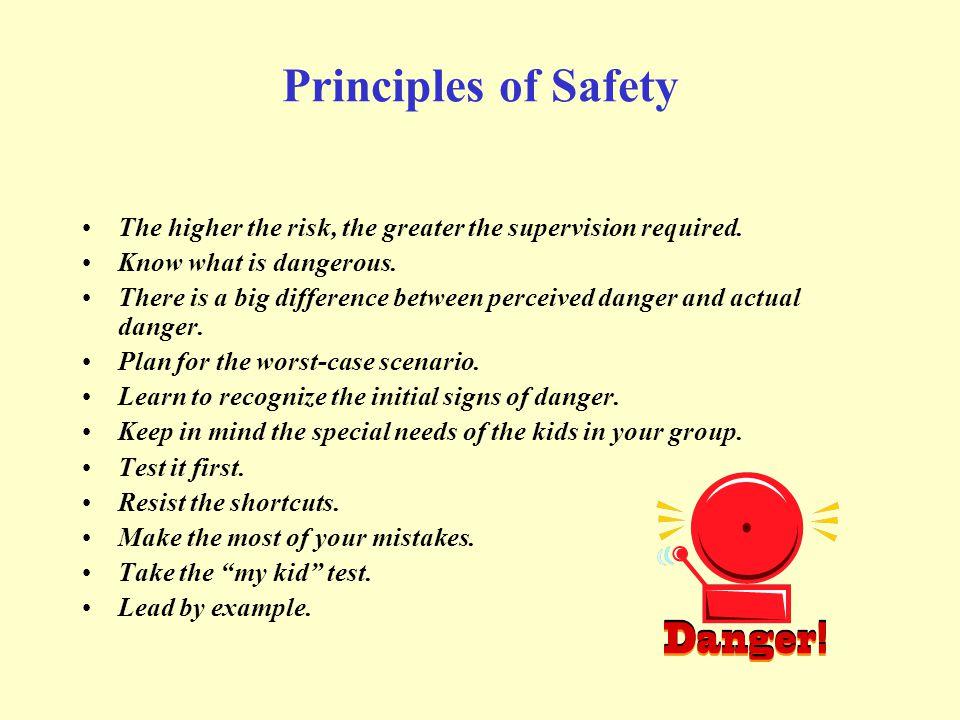 Common Myths Fun vs. Safety.